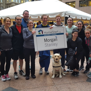 Team Page: Morgan Stanley